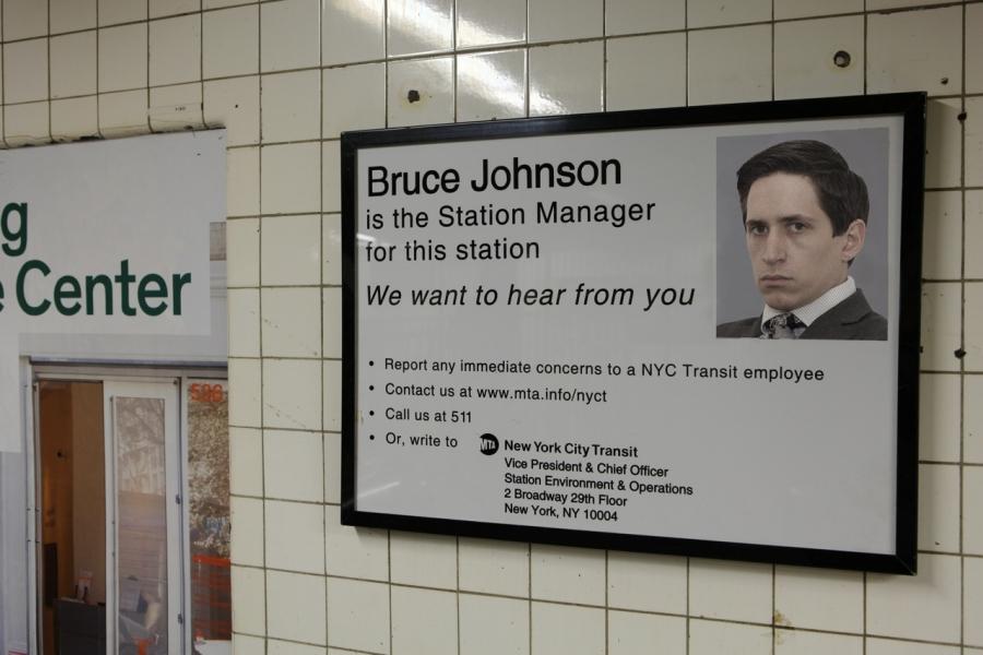 Justin Meekel — MTA Station Manager